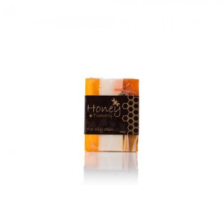 #37 Honey Soap (Tumeric)