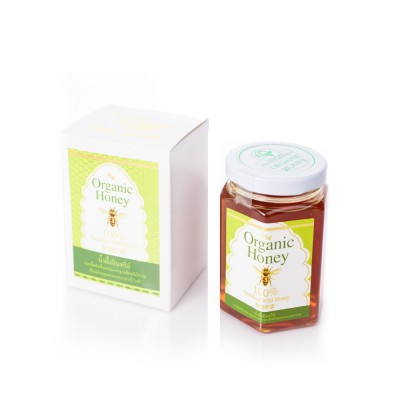 #07 Organic honey (Mikania) 300g