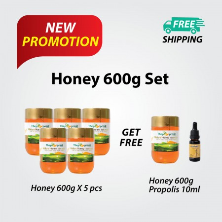 Mature Honey 600g