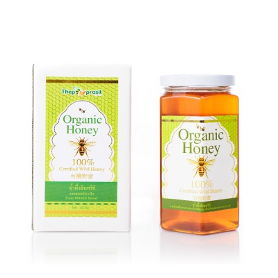 #06 Organic honey (Mikania) 600g