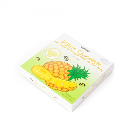#25 White Chocolate (pineapple)